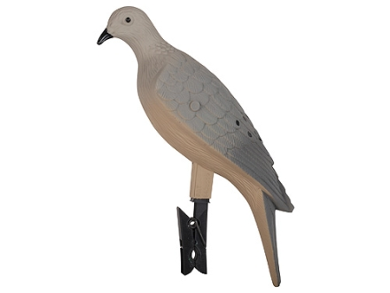 MOJO Clip on Dove Decoy Polymer Set of 4