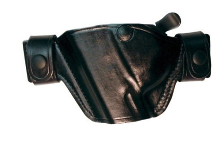 Bianchi 84 Snaplok Holster Left Hand 1911 Officer Leather Black