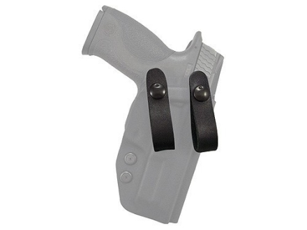"Comp-Tac Infidel Holster Belt Loop 1.5"" Leather Black"