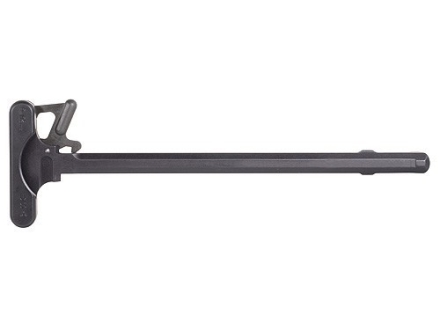 PRI Gas Buster with Big Latch Charging Handle Assembly AR-10, LR-308 Aluminum Matte