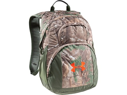 Under Armour Ridge Reaper Day Backpack Polyester and Nylon Ripstop Realtree Xtra Camo