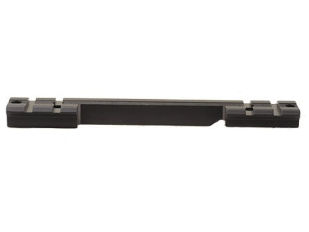 Ironsighter 1-Piece Weaver-Style Scope Base Savage 10 Through 16 Flat Rear Short Action Matte