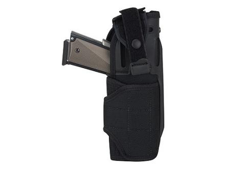 Bianchi T6500 Tac Holster LT Glock 20, 21, S&W M&P, HK USP 40, 45, Sig Sauer P220, P226 Nylon Black