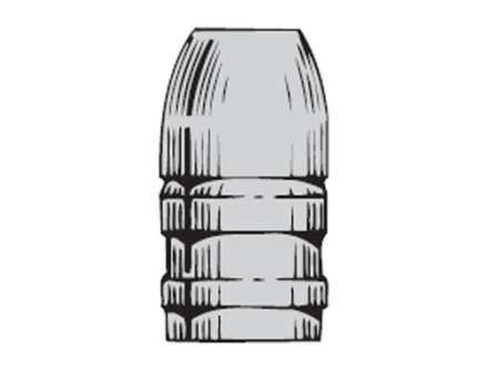 Saeco 3-Cavity Bullet Mold #432 44 Special, 44 Remington Magnum (430 Diameter) 265 Grain Flat Nose Gas Check