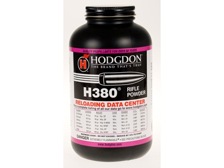 Hodgdon H380 Smokeless Powder