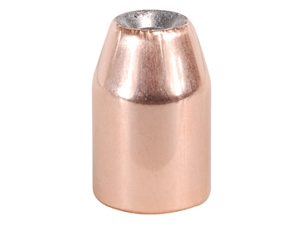 Nosler Sporting Handgun Bullets 40 S&W, 10mm Auto (400 Diameter) 180 Grain Jacketed Hollow Point Box of 250