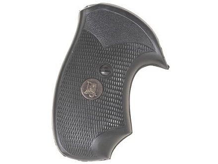 Pachmayr Compac Grips Taurus Small Frame Rubber Black