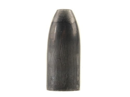 Montana Precision Swaging Cast Bullets 44 Caliber (440 Diameter) 380 Grain Lead Tapered Paper Patch (Unpatched) Spire Point Cup Base Box of 50