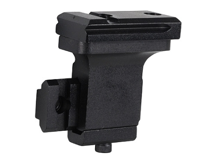 ProMag Offset Tactical Picatinny Accessory Rail Aluminum Black