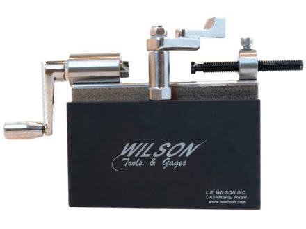 L.E. Wilson Case Trimmer Kit 17 Caliber Stainless Steel