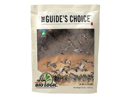 BioLogic Guide's Choice Annual Food Plot Seed 20 lb