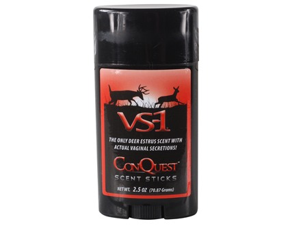 ConQuest VS-1 Estrus Deer Scent Stick 2.5 oz