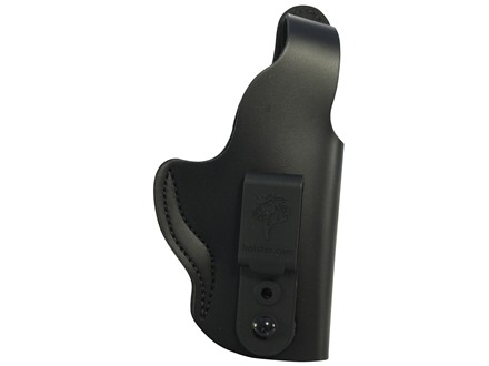 DeSantis Dual Carry II Inside/Outside the Waistband Holster Right Hand Smith & Wesson M&P Leather Black