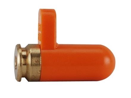 Safe Tech Saf-T-Round Chamber Safety Flag 40 S&W Brass and Polymer Orange