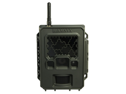 Reconyx HyperFire Security SM750C Cellular Black Flash Infrared Game Camera 1.3 Megapixel Gray