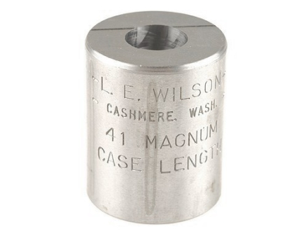 L.E. Wilson Case Length Gage 41 Remington Magnum