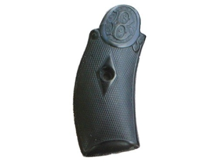 Vintage Gun Grips Bergmann 1896 Automatic, Small Pistol 5mm Polymer Black
