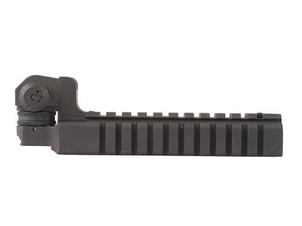 DPMS Detachable Low Triple Rail with Rear Sight Assembly AR-15 Aluminum Matte