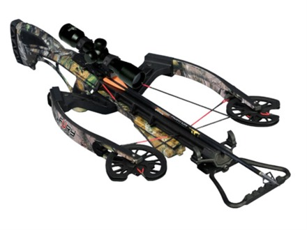 Horton Fury Crossbow Realtree APG Camo