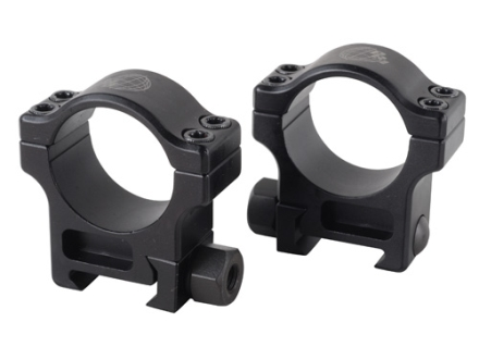 PRI Picatinny-Style 30mm Rings Matte Medium