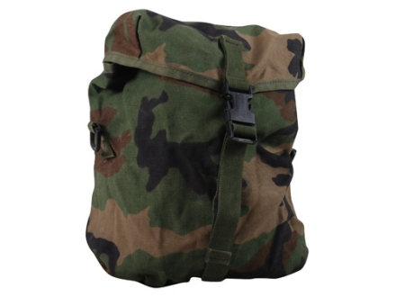 Military Surplus MOLLE Sustainment Pouch Nylon