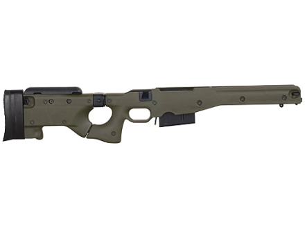 Accuracy International Chassis System (AICS) 2.0 Folding Stock Remington 700 Long Action 338 Lapua Magnum