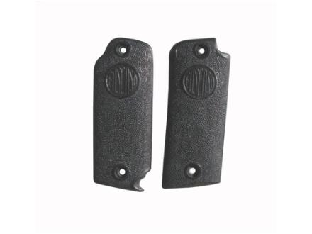 Vintage Gun Grips Astra 400 Ascaso 9mm Luger Polymer Black