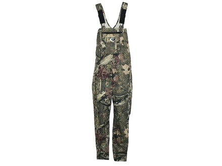 Mossy Oak Apparel Men's Uninsulated Bibs