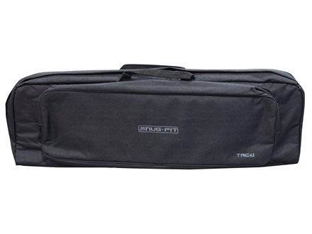 "SnugFit Tac 42 Rifle Case 42"" Black"