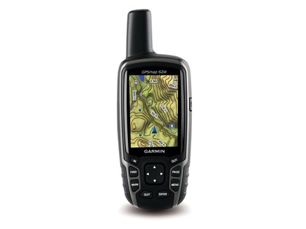 Garmin GPSMAP 62st Handheld GPS Unit