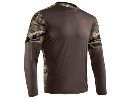 Under Armour Men's Wylie Crew Shirt Long Sleeve