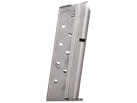 Colt Magazine 1911 Officer, Colt Defender, New Agent 9mm Luger 8-Round Steel
