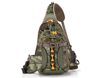 Tenzing TZ 1140 Single Sling Archery Backpack Nylon Ripstop Realtree Max-1 Camo