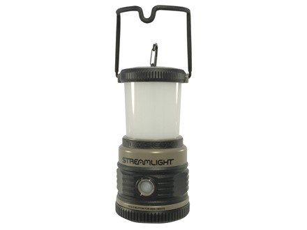 Streamlight Siege Lantern LED requires 3 D Batteries Polymer Black and Coyote