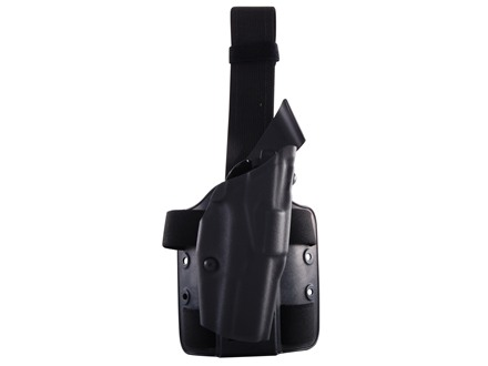 Safariland 6354 ALS Tactical Drop Leg Holster Right Hand Glock 20, 21 Polymer Black