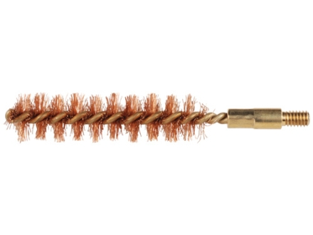 Bore Tech Rifle Cleaning Brush 44 Caliber 8 x 32 Thread Bronze Package of 3