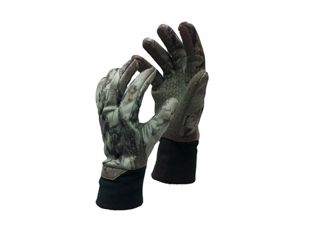 Natural Gear Tek-Tip Performance Gloves Polyester Natural Gear