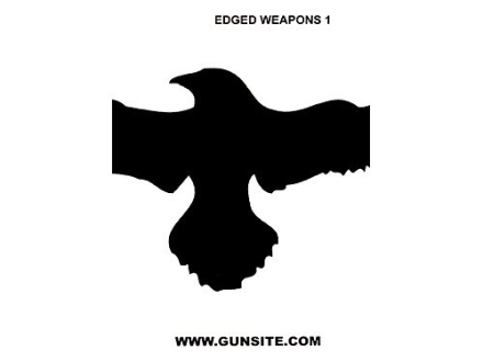 "Gun Video ""Gunsite Tactical Edged Weapons 1"" DVD"