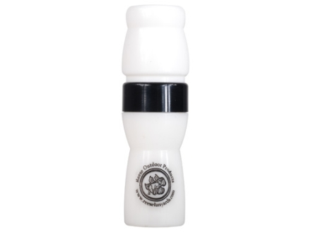 Reese Outdoor Products Double Reed Distress Predator Call Polymer White