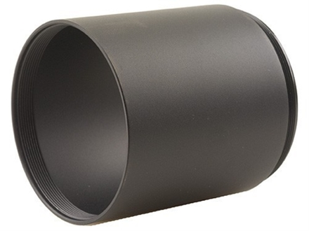 "Leupold Alumina 2-1/2"" Sunshade (2004 and Newer) 50mm Matte"