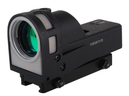 Meprolight M-21B Reflex Sight 1x 30mm Bullseye Reticle with Quick Release Picatinny-Style Mount Matte