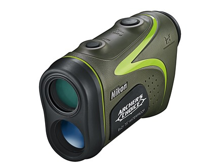 Nikon Archers Choice Rangefinder 6x Green