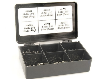 Leupold Torx Head Screw Kit for Scope Rings and Bases Package of 150