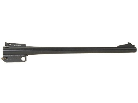 "Thompson Center Barrel Thompson Center Encore 243 Winchester Heavy Contour 1 in 10"" Twist Blue Adjustable Sights"