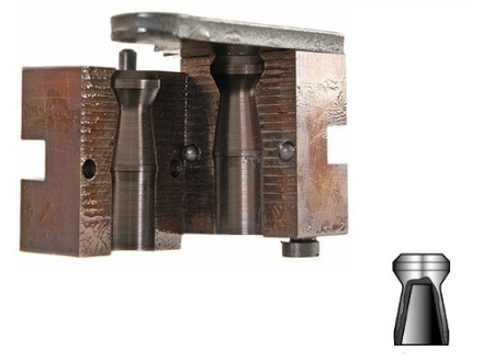 Lyman 1-Cavity Shotshell Sabot Slug Bullet Mold 20 Gauge (576 Diameter) 350 Grain