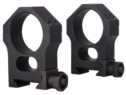 Valdada IOR 30mm Tactical Heavy Duty Picatinny-Style Rings Matte High