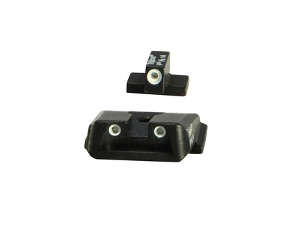Trijicon Night Sight Set Smith & Wesson M&P Shield 3-Dot Tritium Green