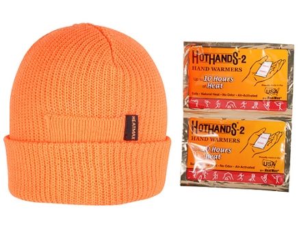 HeatMax Heated Watch Cap Synethetic Blend