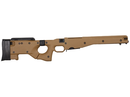 Accuracy International Chassis System (AICS) 2.0 Folding Stock Remington 700 Short Action 308 Winchester