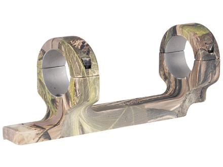"DNZ Products Game Reaper 1-Piece Scope Base with 1"" Integral Rings Thompson Center Encore, Omega EER APG Camo Medium"